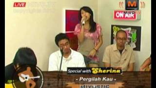 Sherina - Pergilah Kau (Akustik).flv