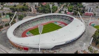 Александр Лукашенко открыл стадион «Динамо» | Новое лицо спорткомплекса