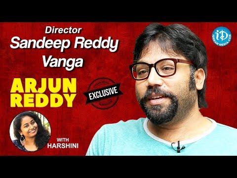Arjun Reddy Movie Director Sandeep Reddy Vanga Full Interview || Talking Movies With iDream #476