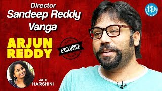 Arjun reddy movie director sandeep reddy vanga full interview || talking movies with idream #476