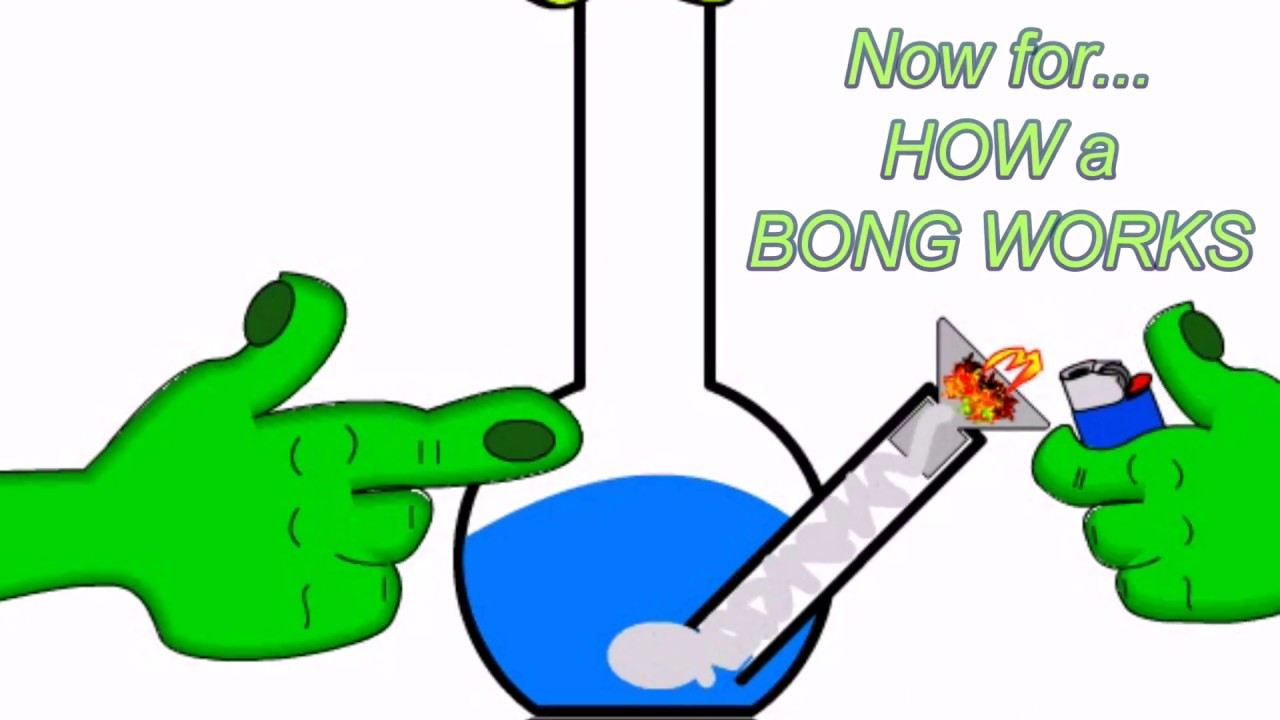 how to get the smell out of a bong