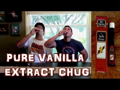 Lucy Lugnut - New Internet Fad Is The Vanilla Extract Chal