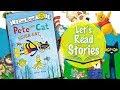 Pete the Cat Scuba Cat - Kid Book Read Along - Summer Books for Kids