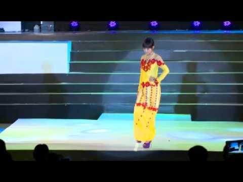 First Annual Myanmar Internal Fashion Week - Day2