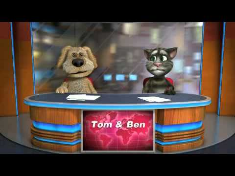 Parodia Talking Tom & Raffaele