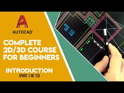 Autocad 2d/3d tutorials in urdu/hindi part 1 introduction youtube.