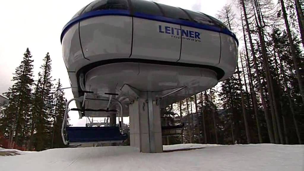 LEITNER\'s detachable chairlifts - YouTube