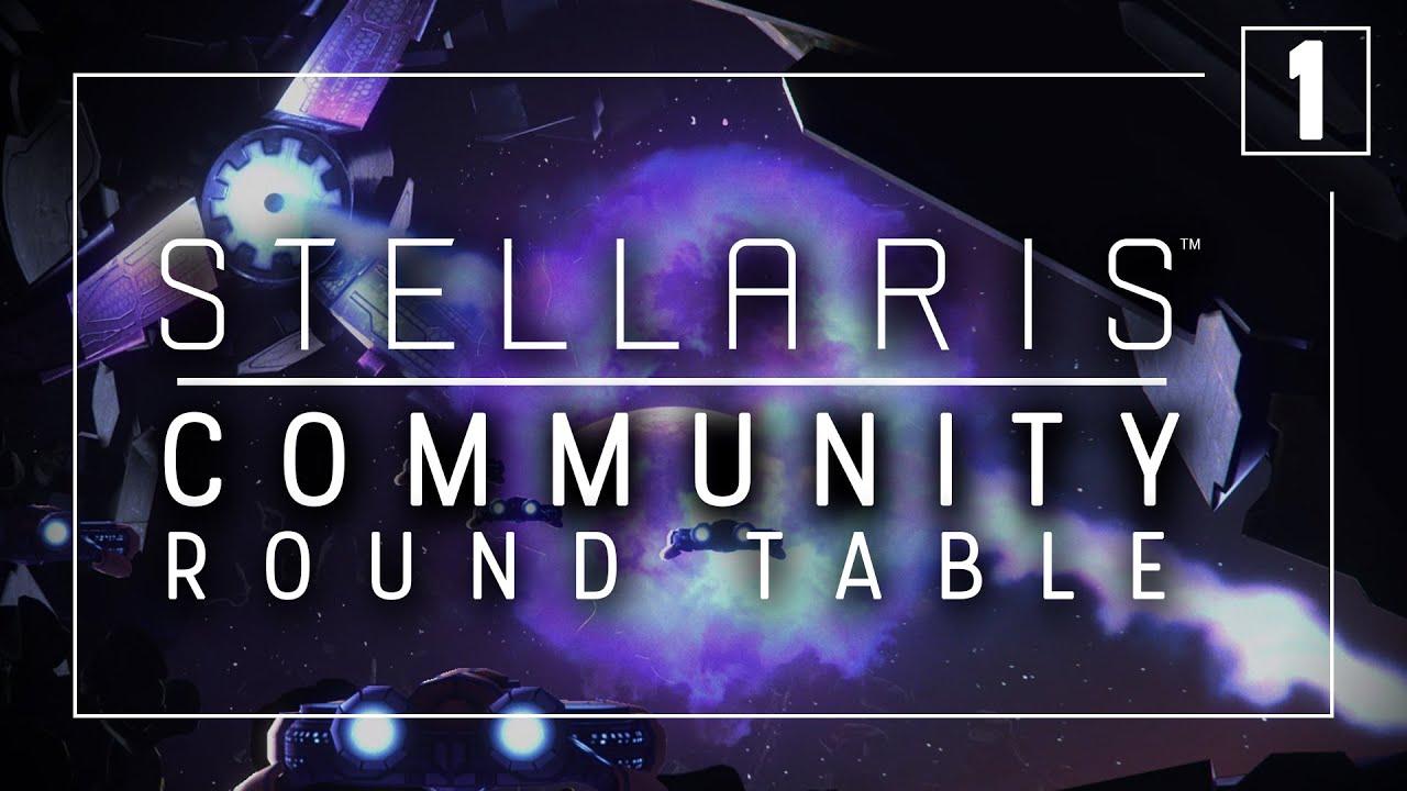 STELLARIS - Community Round Table Talk - September 2020