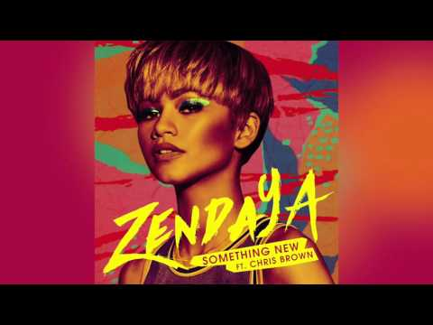 Zendaya Something New Ft Chris Brown (Official Audio)