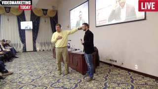 Жестко о видеомаркетинге. Выступление Владимира Турова. Ваша компания отстой, если..Очень полезно.
