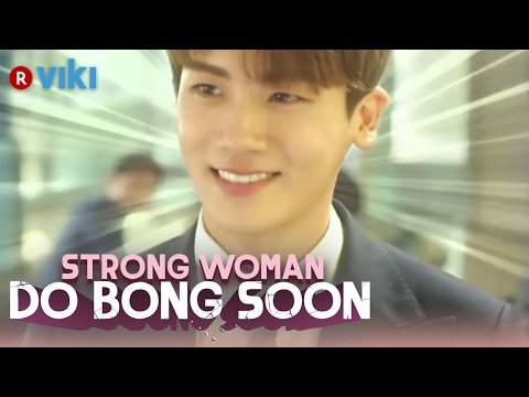 Strong Woman Do Bong Soon - EP 11 | Park Hyung Sik's Halo [Eng Sub]