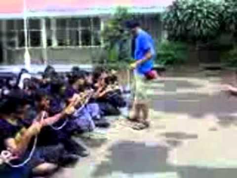Latihan Gungan Smp Nusantara & Smp Sejahtera 2 Cileungsi
