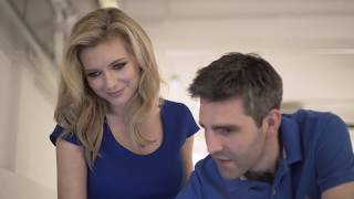 Odds of Love: Behind-the-scenes with Rachel Riley