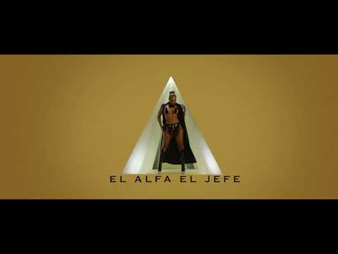 EL ALFA - SUAVE ( VIDEO OFFICIAL ) EL JEFE RECORD
