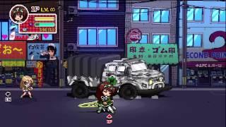 Phantom Breaker: Battle Grounds (XBLA) - HD Gameplay