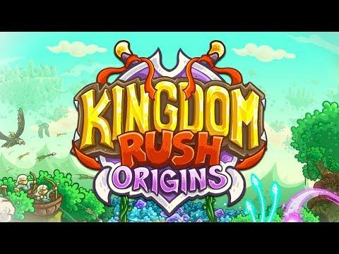 BRAND NEW KINGDOM RUSH GAME!?!?   KINGDOMRUSH ORIGINS