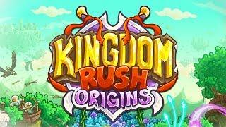 BRAND NEW KINGDOM RUSH GAME!?!? | KINGDOMRUSH ORIGINS