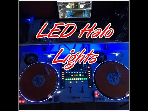 Technics 1200 LED Halo (Shop Talk)