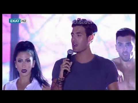 Kostas Martakis - Panta Tha Zis (Super Music Awards 2016)