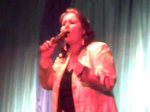 DEBRA's cover of Cry To Me - Dirty Dancing (SOLOMON BURKE) Live