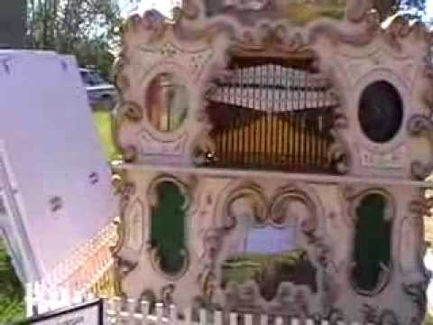 Fairground Organ   Alan Pell & co