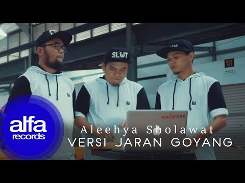 Jaran Goyang Sholawat - Aleehya (Official Music Video)