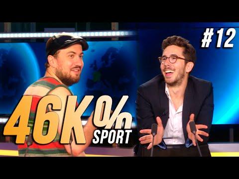 46000% SPORT #12 - Salut l'artiste (feat. Ludovik)
