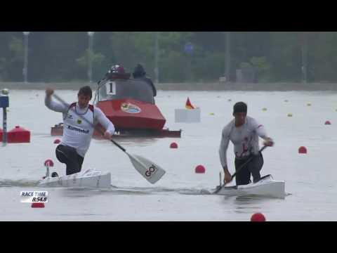 C1M 5000m - 2017 ECA Canoe Sprint European Championships