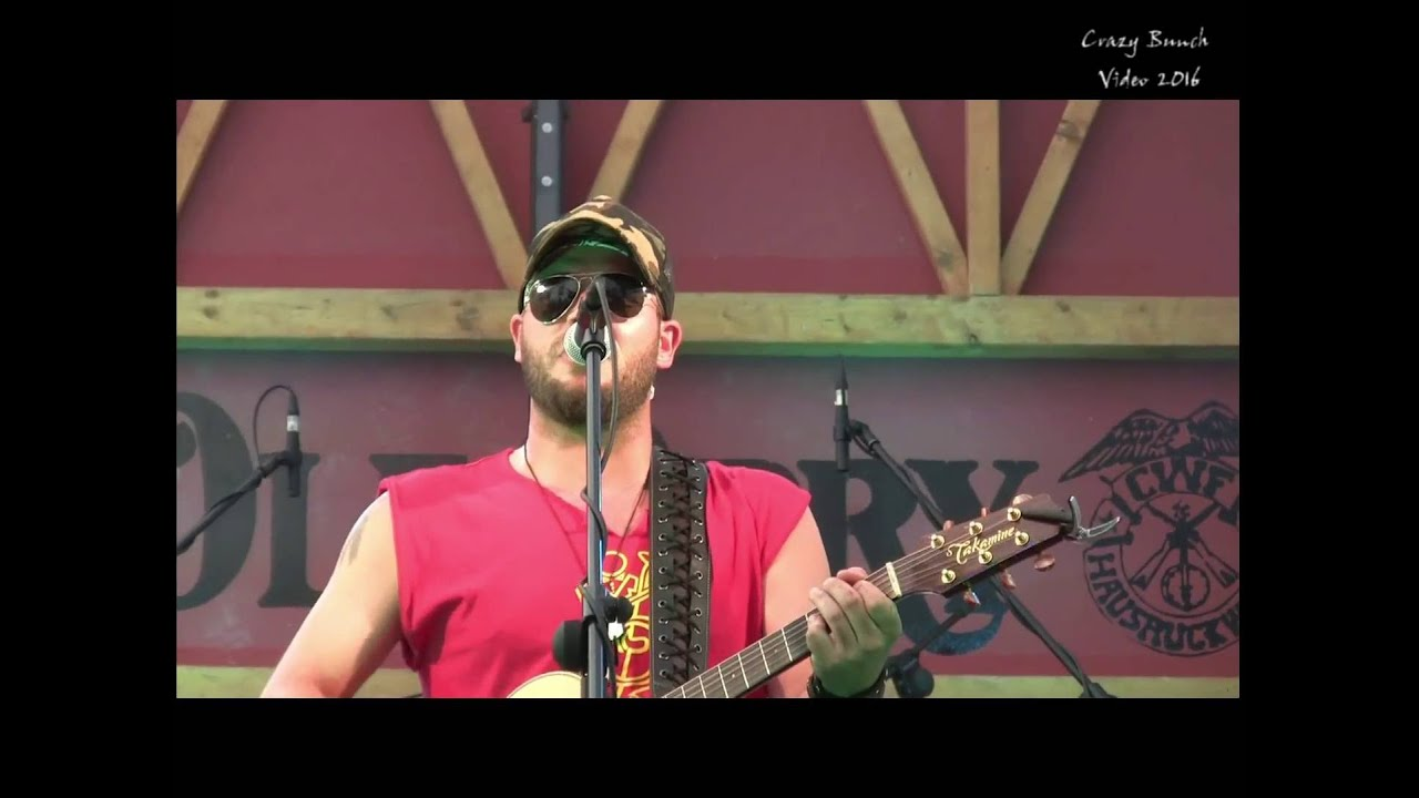 Haag Kamine Nashville Highway 41 Country Music Festival Haag 2016
