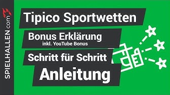 🇩🇪 Tipico Bonus & Sportwetten Erklärung 🤔Einfach Geld verdienen 🔥