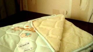 Детское одеяло(http://www.happysleep.com.ua/ Предлагаем вам детское одеяло компании Руно с размерами 105х140 см http://www.happysleep.com.ua/ru/catalog_ode..., 2011-11-27T12:32:23.000Z)