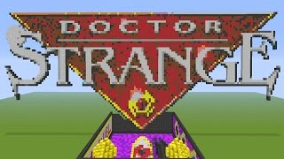 Minecraft XBOX Hide and Seek - Doctor Strange