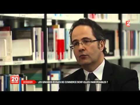 JT France 2 -  IAE alternative aux Ecoles de commerce !