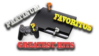 Vale a pena jogos de PS3 PLATINUM, GREATEST HITS E FAVORITOS ?