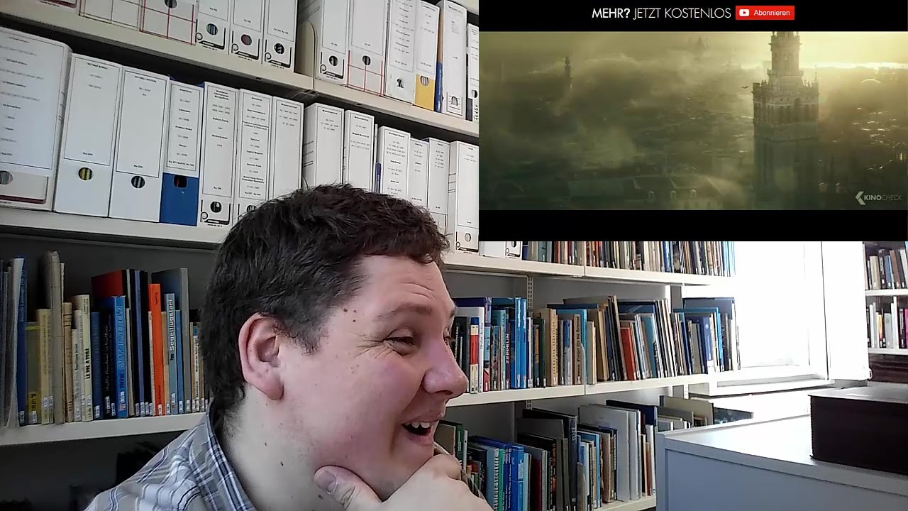 Download ASSASSIN'S CREED Official Trailer #1 REACTION [German/Deutsch]