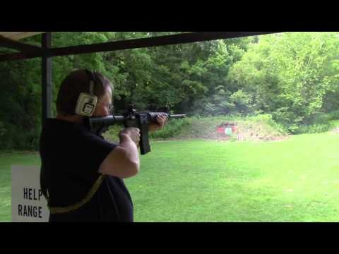 Todd Glick's AR15
