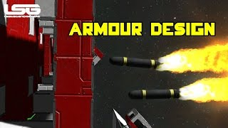 Space Engineers - The Toughest Armour Design