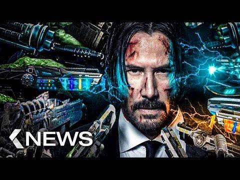 John Wick 4, Transformers 6, Hercules Real Life Movie.. KinoCheck News