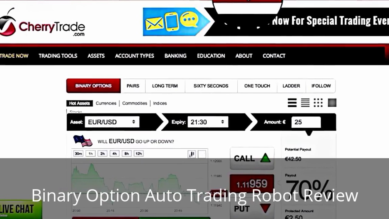Options auto trading review