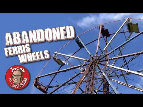Abandoned Ferris Wheels and Missing Firework Store - Pioneer, TN