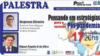 Estratégias para o turismo pós-pandemia