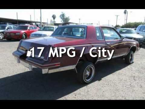 1987 oldsmobile cutlass low rider for sale in phoenix az youtube. Black Bedroom Furniture Sets. Home Design Ideas