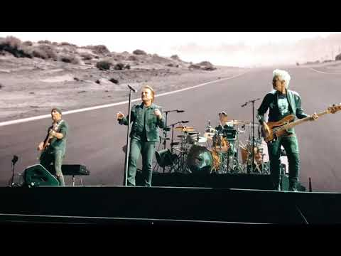 U2 Melbourne 2019 - Where The Streets Have No Name