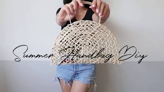 IKEA Hacks 2018 | Summer Handbag DIY