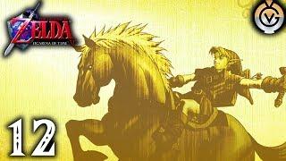 100 SKULLTULAS! - The Legend of Zelda: Ocarina of Time 3D Livestream #12 with TheVideoGameManiac