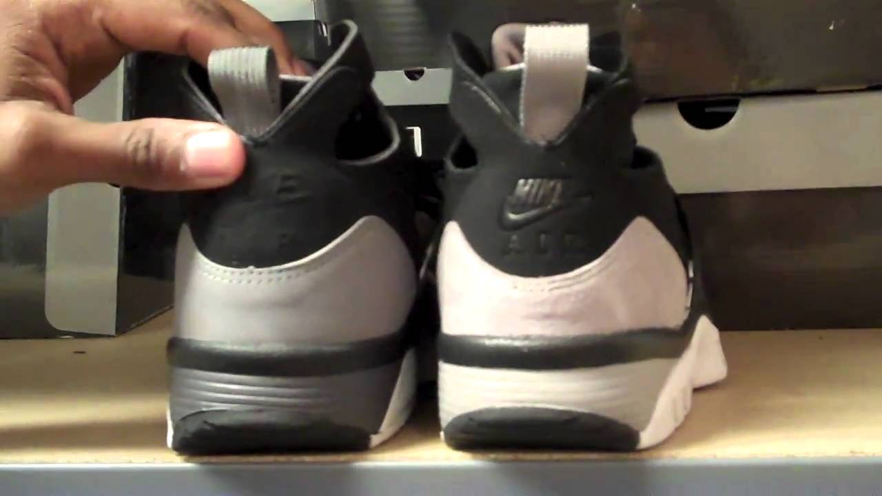 30352699f986 Nike Air Trainer Huarache Comparison by Sneaker Dave - YouTube