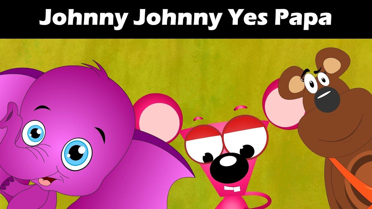 Johnny Johnny Yes Papa - Compilation I Popular Nursery ...