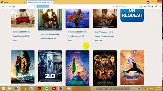 Download Movies 2019 | New Method | Movie download trick | Easy way to download movies | Aquaman
