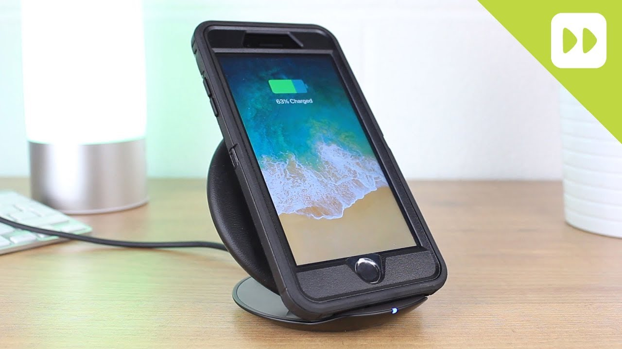 iphone 8 8 plus wireless charging what cases work? youtube