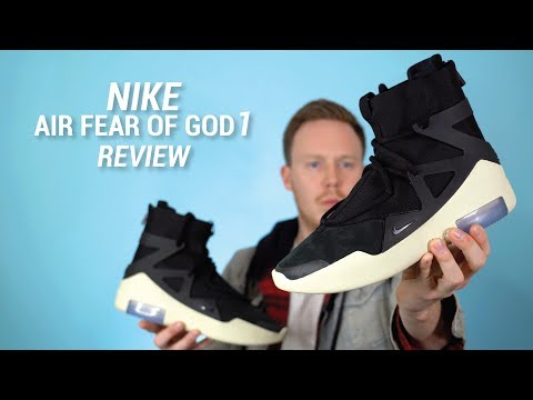 Nike Air Fear of God 1 Review & On Feet